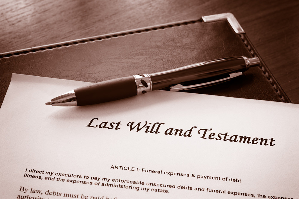 writing a will yourself free