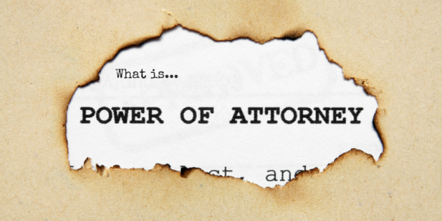 Lasting Power of Attorney Singapore